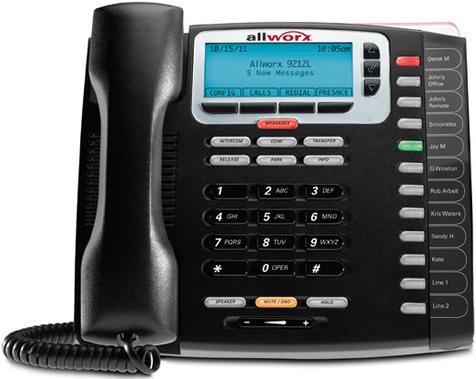 Allworx Phone